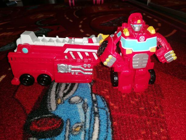 Transformer strażak