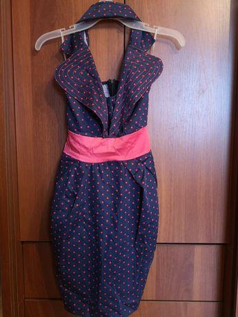 Платье 36 размер праздничное
