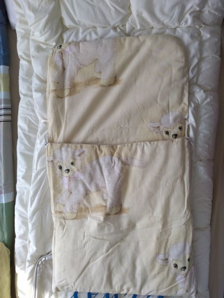 Śpiwór dla dziecka wymiary 120 cm x 40 cm