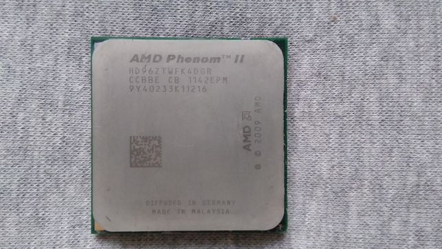 AMD Phenom II X4 960T BE Socket AM3/AM2+