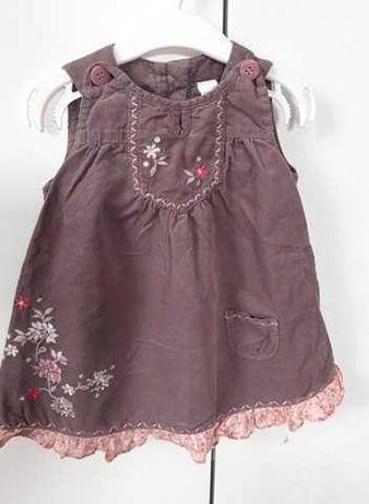 Sprzedam ubrania dziewczęce, r. 80-86