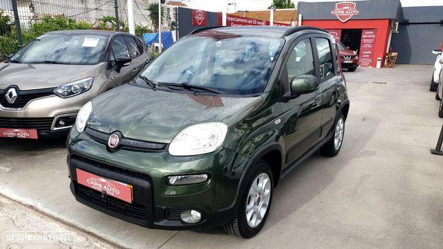 Fiat Panda 1.3 16V Multijet 4x4 S&S