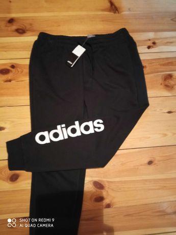 adidas nowe spodnie dres rozm.L