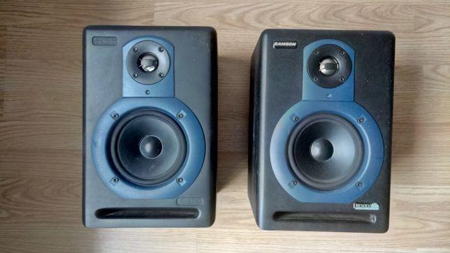Głośniki SAMSON używane