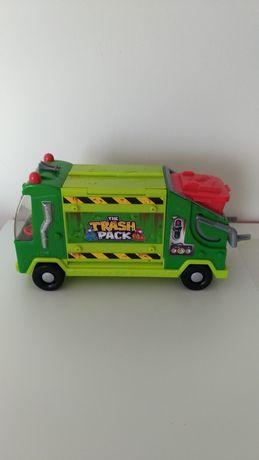 Brinquedo camião do lixo