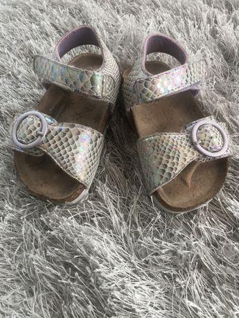 Sandały , buty na lato dla dziewczynki ! Rozmiar 23