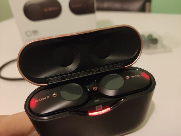 słuchawki sony wf-1000xm3