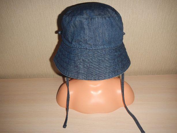 двухсторонняя панама шляпа Polarn o pyret р.46см