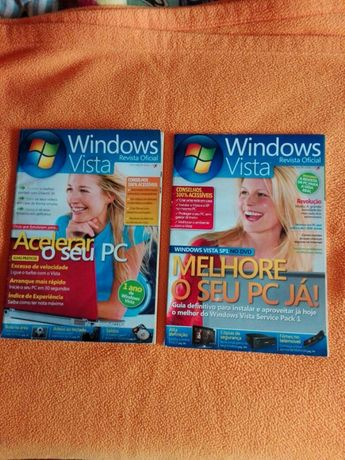 Revista oficial Windows Vista