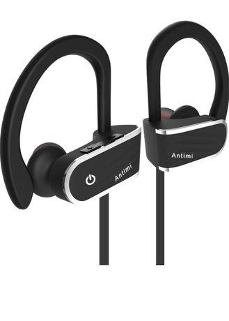 Навушники Bluetooth, бездротові навушники Antimi Спортивні