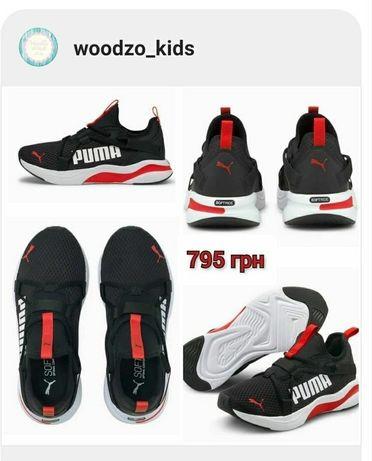 Оригинальные кроссовки PUMA 38 размер.
