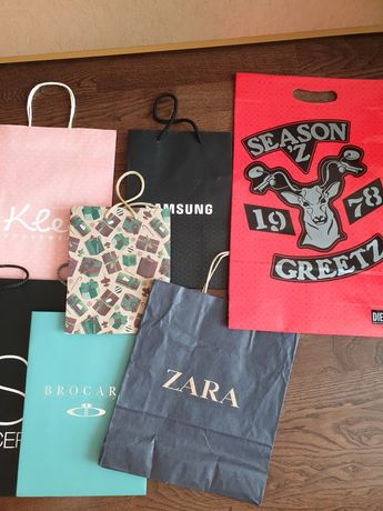 Пакети подарункові,паперові ,картонні,пакеты подарочные