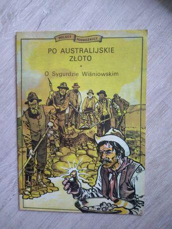 Po Australijskie Złoto i O Sygurdzie Wiśniowskim. Komiksy