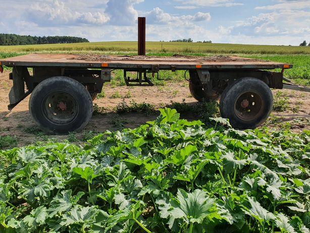 Przyczepa rolnicza