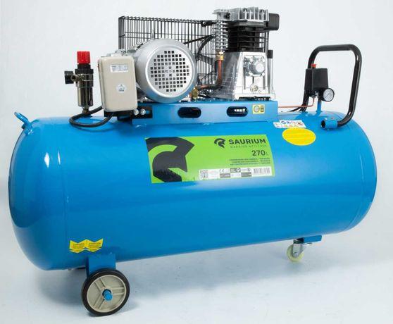 Compressor de Ar Elétrico 270L - 4HP