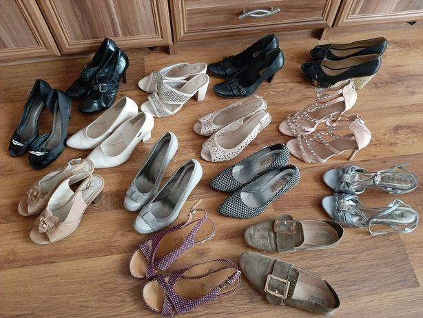 Buty damskie Pantofle rozmiar 39