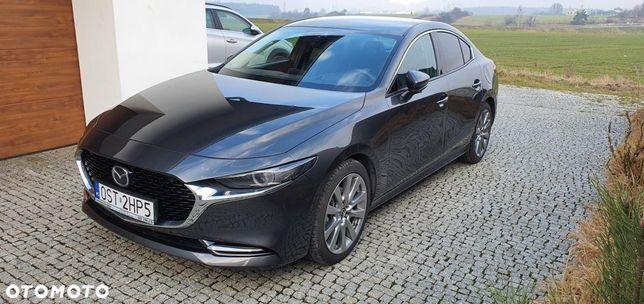 Mazda 3 2.0 SkyActiv X 180KM*Aut.*Najbogatsza wersja wyposażenia