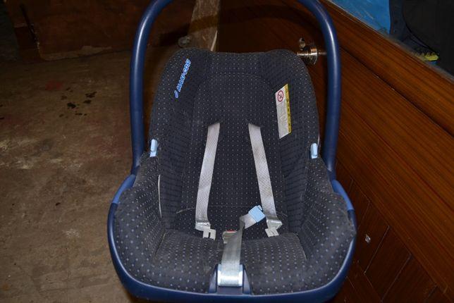 Fotelik maxi cosi citi plus dodatkowy pokrowiec 0-13kg