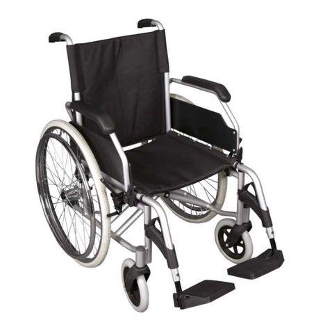 Wózek inwalidzki ALUMINIOWY Albatros stan BDB