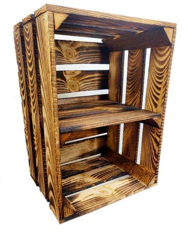 Skrzynki drewniane opalane jedynki NOWE skrzynka drewniana WYSYŁKA
