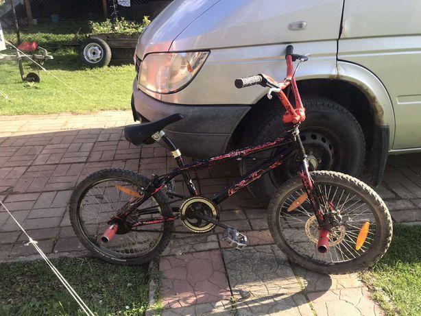 BMX трюковий велосипед привезено з німеччинни