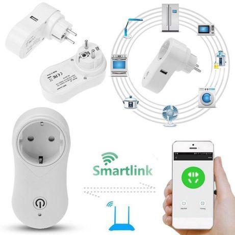Wi-Fi умная розетка 220V Socket. Умный дом, удаленное управление