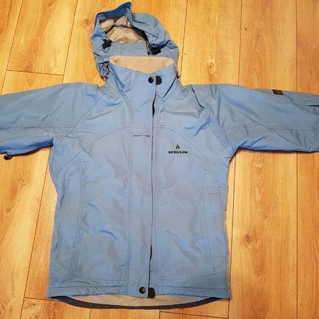 Profesjonalna kurtka zimowa narciarska BERGSON damska