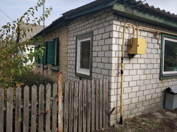Будинок 70кв.м зручності 0.25га Леськи поблизу Черкаси