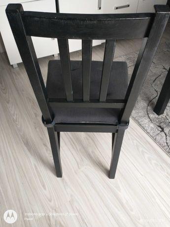 4 krzesełka wraz z siedziskami
