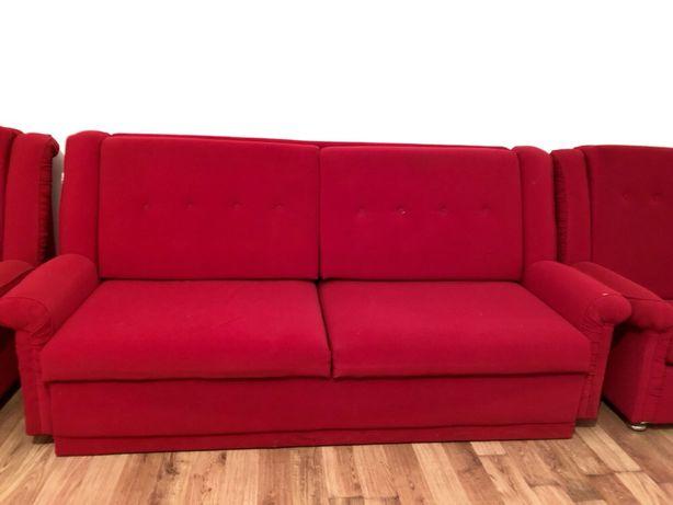 Розкладний диван(ліжко)+2крісла в комплекті
