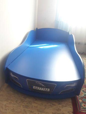 Продам детскую кровать для мальчика