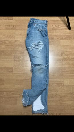 Spodnie Levis Custom