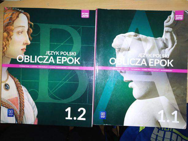 Oblicza epok 1 podręczniki do polskiego