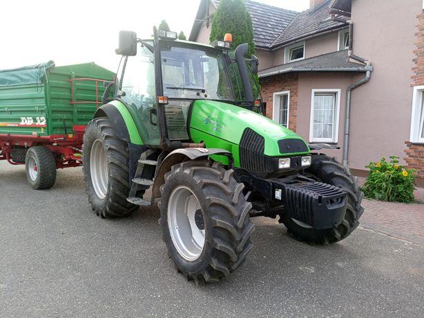 Deutz-Fahr Agrotron 135 z pneumatyka , nowe opony