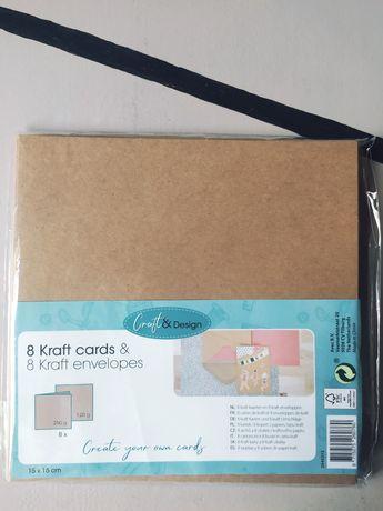 Baza do kart z kopertami Kraft Eco
