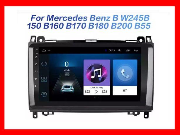 Магнитола Mercedes Sprinter Vito Viano GPS LT3 Crafter Андроид Wi-Fi