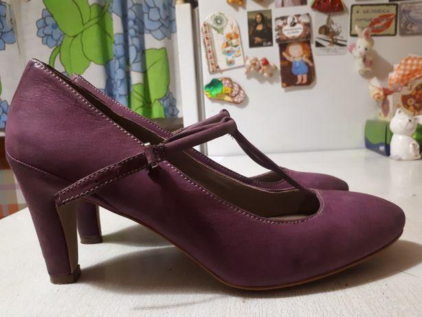 Туфли фирмы Ecco.