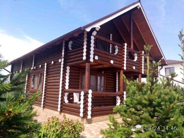 Изготовление деревянных домов, беседок, бань