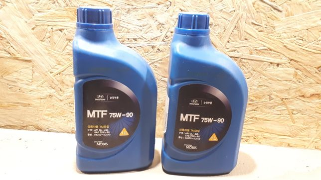 Трансмиссионное масло MTF 75W-90