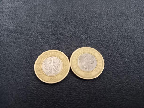 2 złote z 1994 roku dla kolekcjonerów