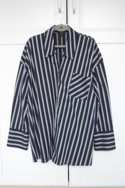 Koszula oversize COS 100% bawełna