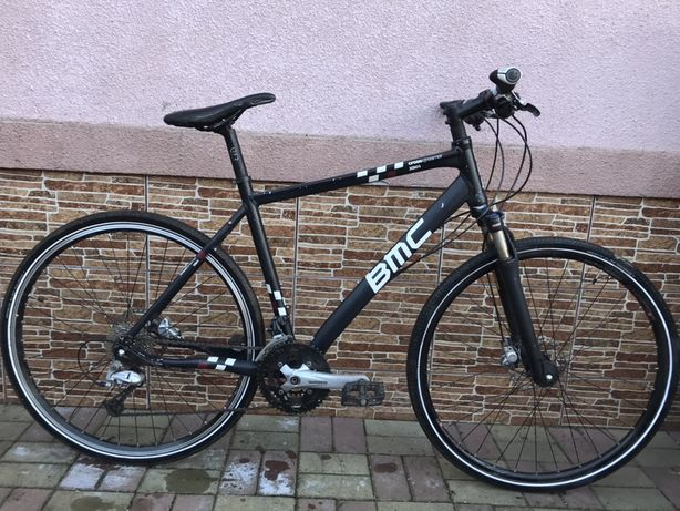 Велосипед BMC cross sreamer xs01 28 колеса