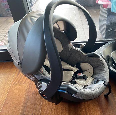 Ovo cadeira babycoque bebe Stokke Besafe