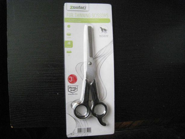 Ножницы для стрижки животных из Германии