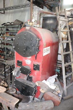 Твердопаливний котел - повна система для опалення великого приміщення
