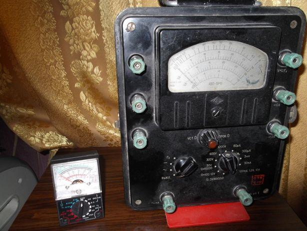 Лабораторный тестер АВО-5М .