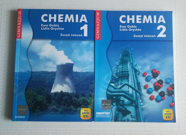 Ćwiczenia z chemii