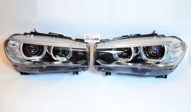 Фары BMW X5 F15 F86 X6 F16 F86 ксенон пара НОВЫЕ
