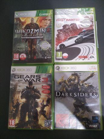 Gry na Xbox 360 ceny w opisie