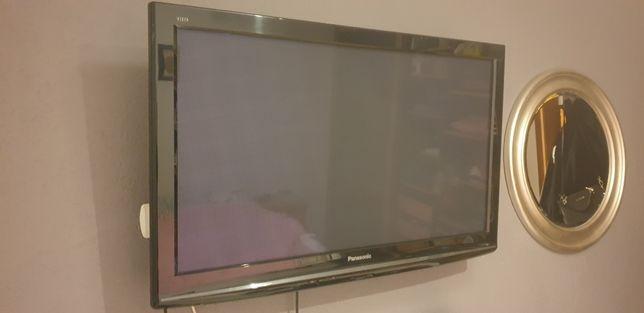 Telewizor panasonic 42 cale plazma DVBT SD card